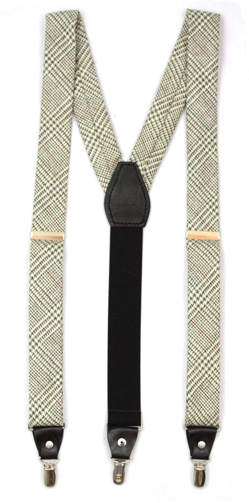 The Archie Johnson Suspenders - Prince of Wales