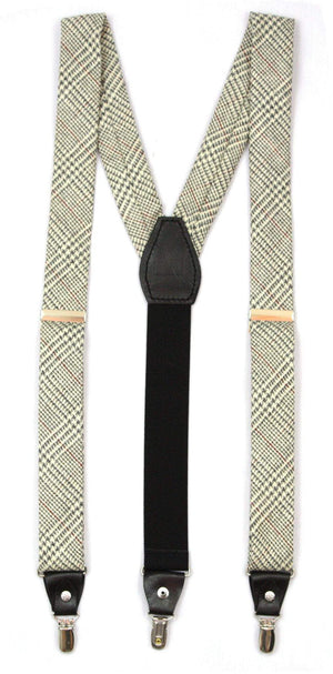 Ella Bing Suspenders The Archie Johnson Suspenders - Prince of Wales