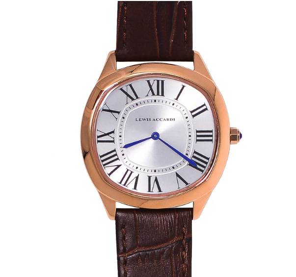 The Extra-Flat Drive Rose Gold