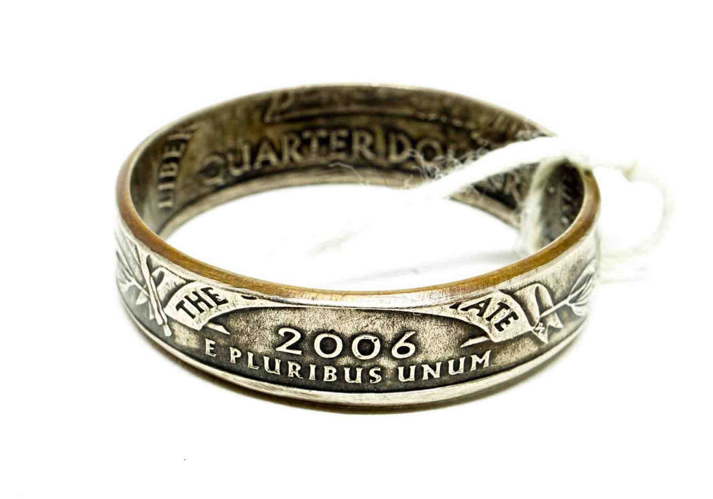 Vintage Coin Ring No. 1018