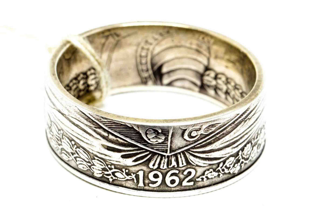 Vintage Coin Ring No. 1019