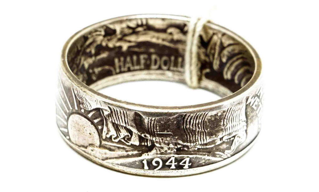 Vintage Coin Ring No. 1020