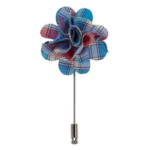 Ella Bing Wood Lapel Flower Lapel Flower No. 17
