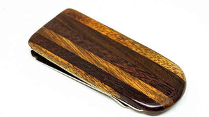 Ella Bing Wood Money Clip Wood Money Clip No. 301