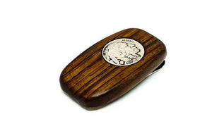 Ella Bing Wood Money Clip Wood Money Clip No. 305