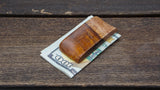 Wood Money Clip No. 416
