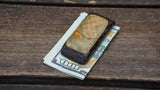 Wood Money Clip No. 418