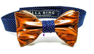Wooden Bow Tie No. 583