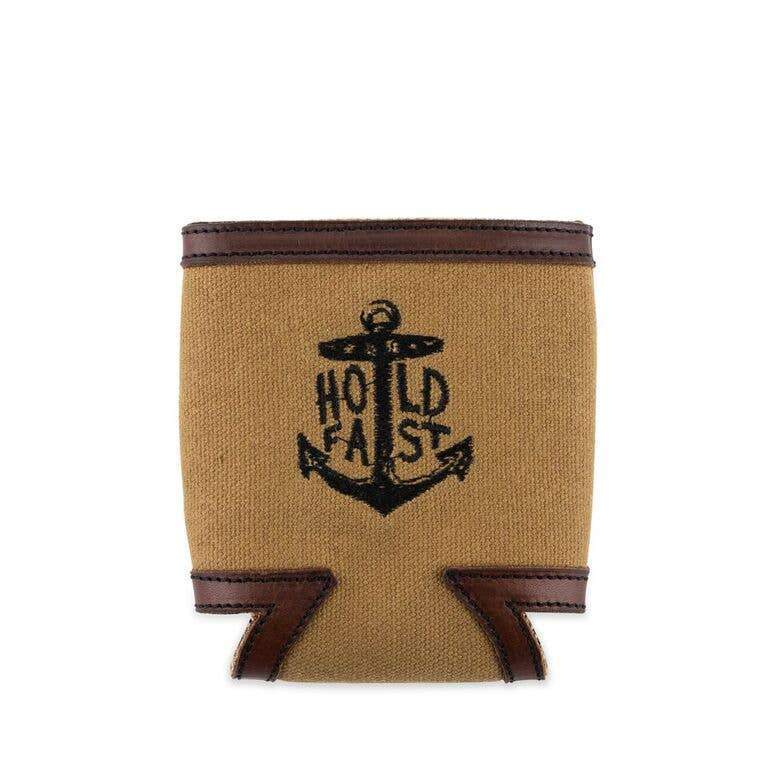 Foster & Rye - Waxed Canvas Drink Koozie