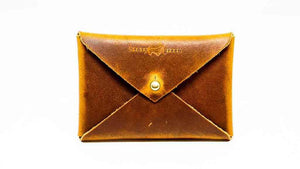 Henry Green Leather Leather Leather Envelope Wallet No. 304