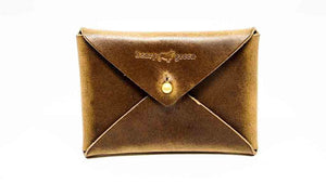 Henry Green Leather Leather Leather Envelope Wallet No. 306
