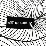 Honest AF Cards - Anti-Bullshit Key Tag
