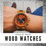 House of Kraus Wood Watch No. 120