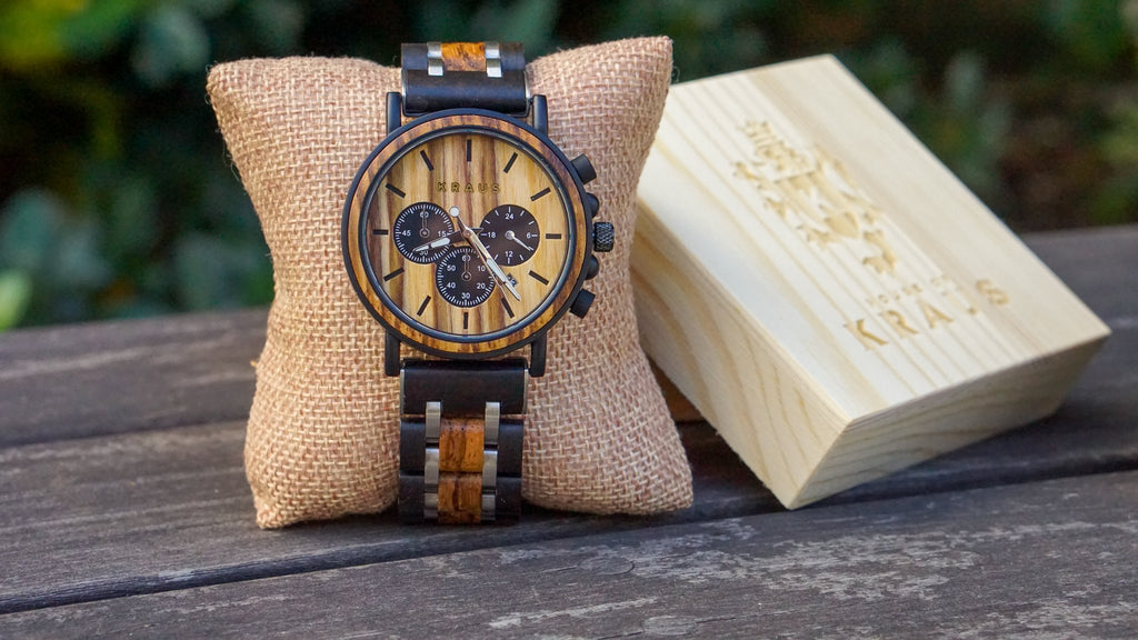 House of Kraus Wood Watch No. 250