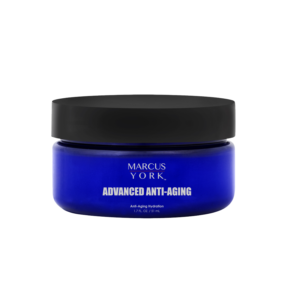 Marcus York - Advanced Anti Aging - Hydration