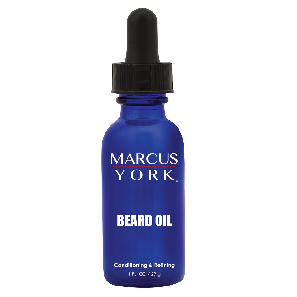 Marcus York - Beard Oil