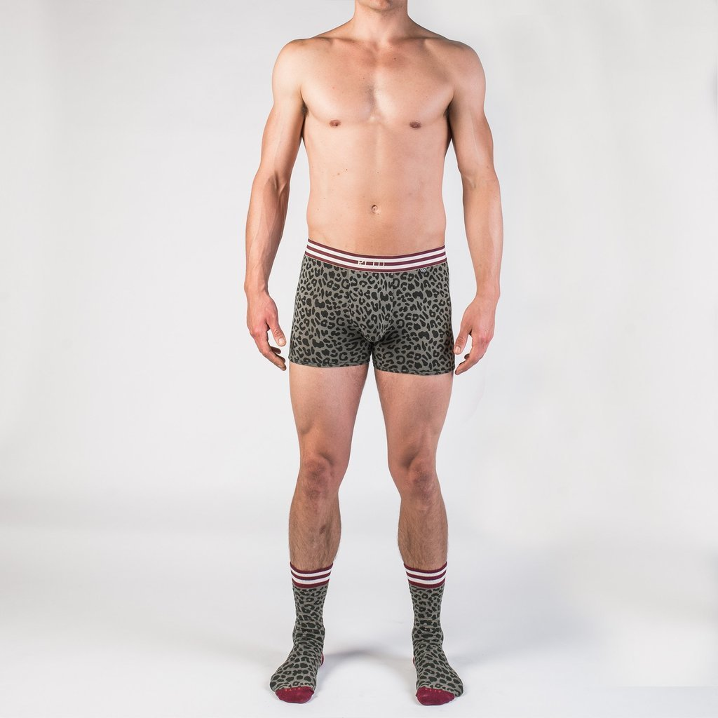 Related Garments - The Cheetah Boxer Brief