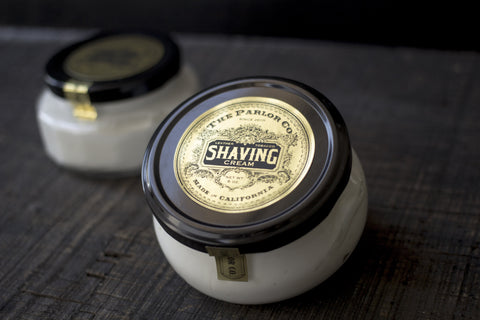 The Parlor Co - Shaving Cream