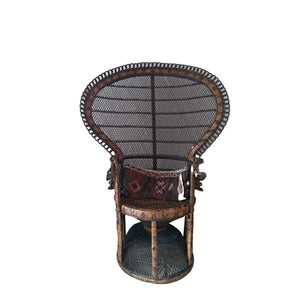 Peacock/Emanuelle chair