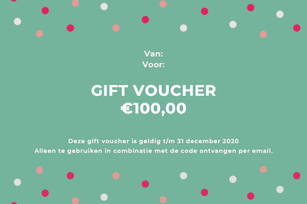 Gift Voucher - RELIVING