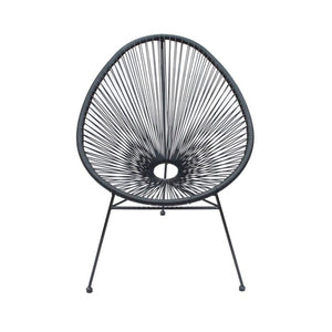 Acopulco chair zwart - RELIVING