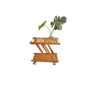 Asymmetrische Bar Cart / Trolley