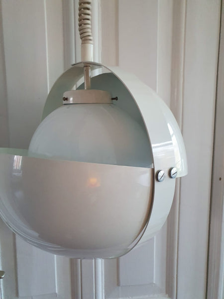 Lamp Design Dijkstra Eclipe Space Age Hanglamp Nederlands - RELIVING
