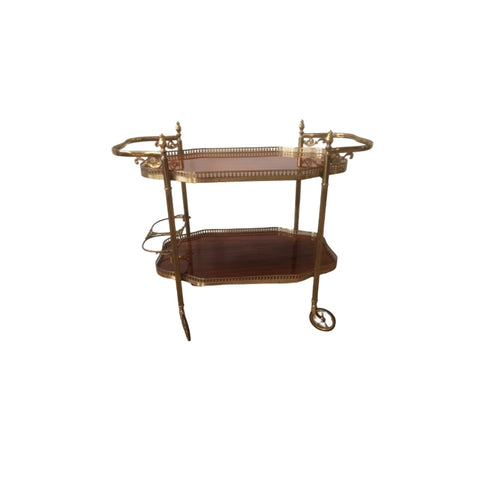 Serveerwagen / Italy Bar Cart / Trolley