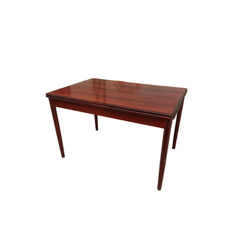 Vintage Mid Century Design Rosewood Extendable Dining Table