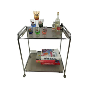 Vintage Servies Trolley - RELIVING