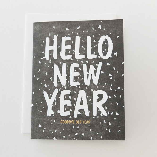 Hello New Year