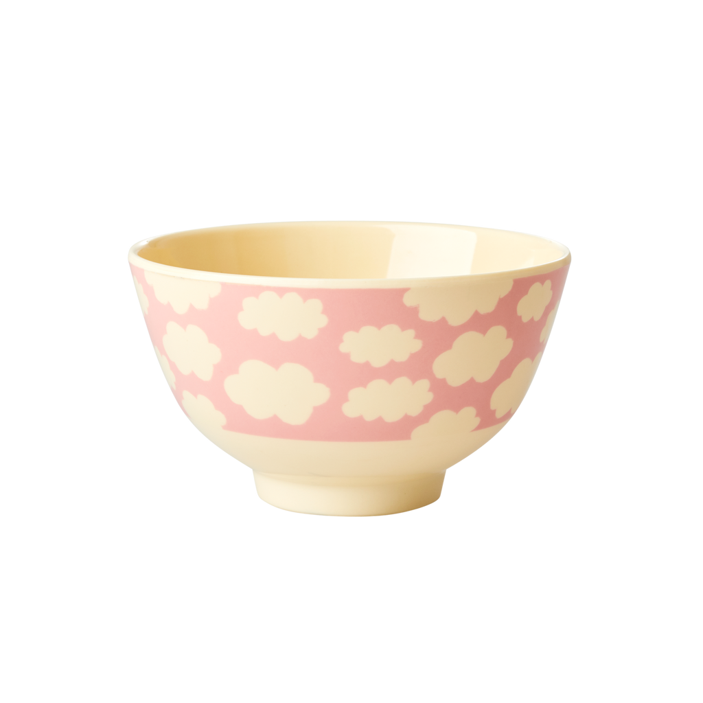 Cloud kids melamine bowl (small)
