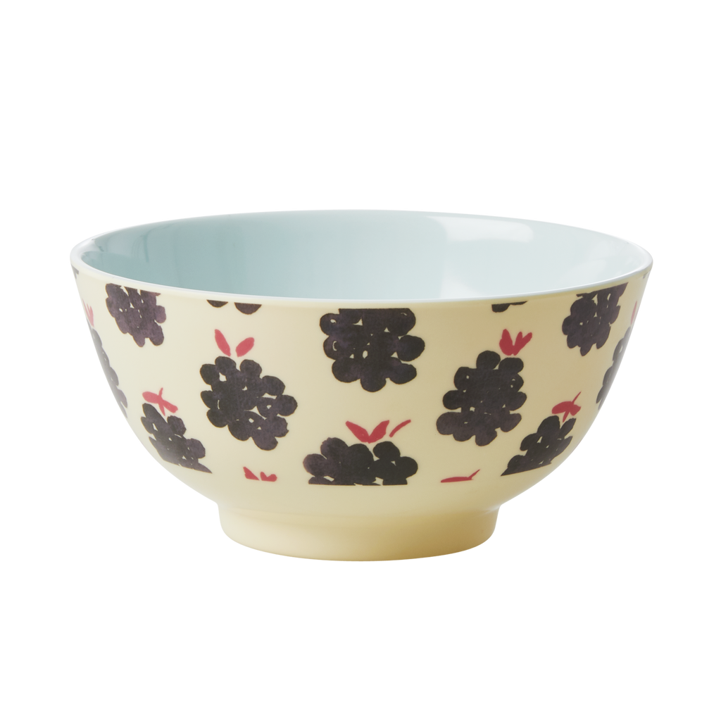 Melamine Bowl Blackberry