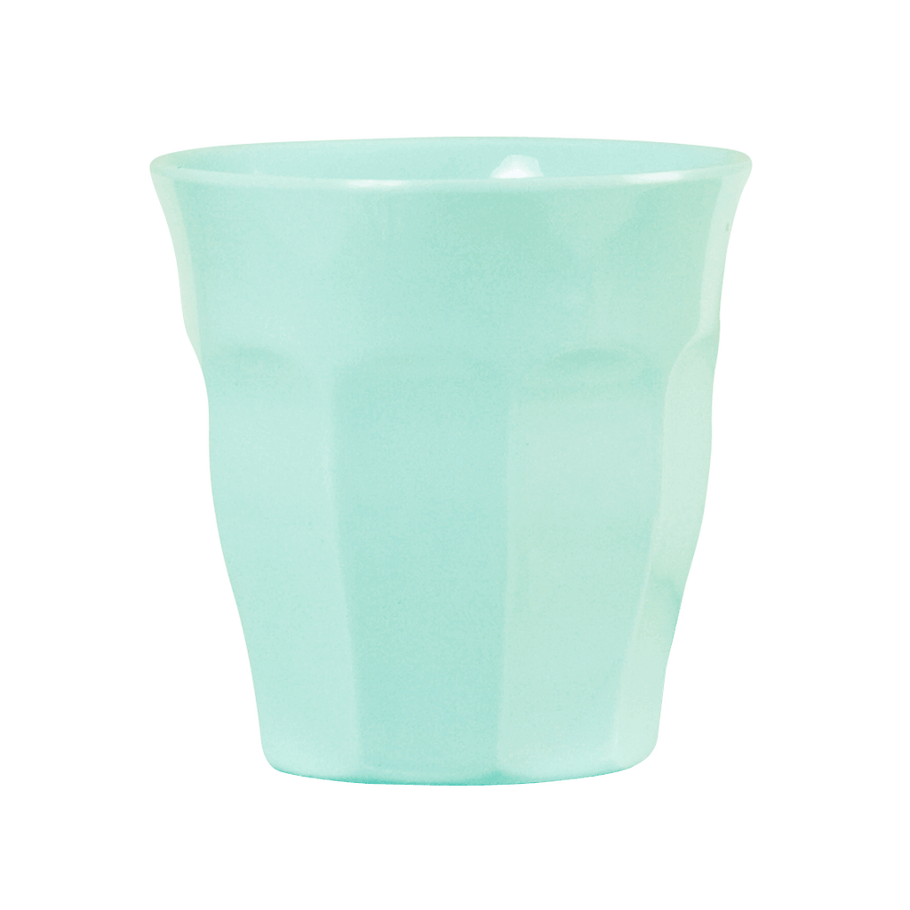 Dark Mint melamine cup (medium)