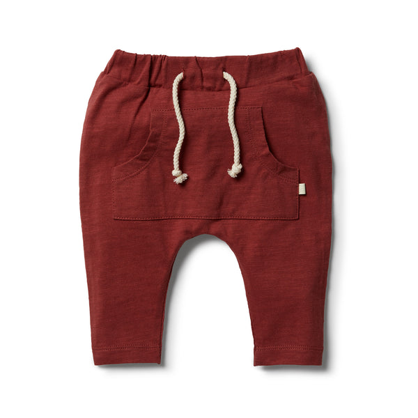 Chilli Slouch Pant - Wilson and Frenchy