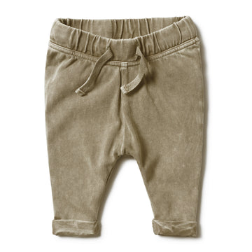 PUTTY SLOUCH PANT - Wilson and Frenchy
