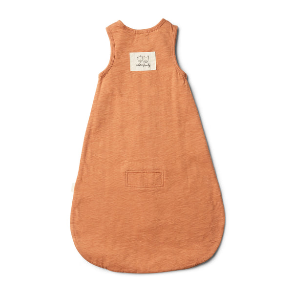 Toasted Nut Sleeping Bag - Wilson and Frenchy