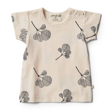 Organic Fan Leaf Tee - Wilson and Frenchy