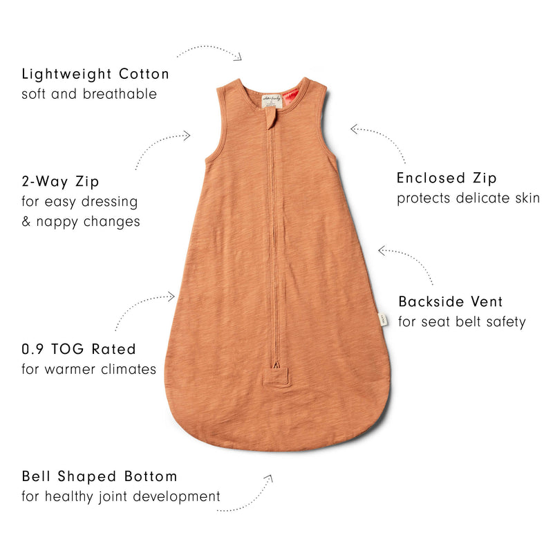 Toasted Nut Sleeping Bag
