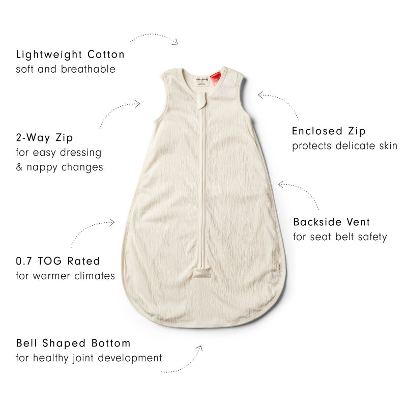 Whisper White Sleeping Bag