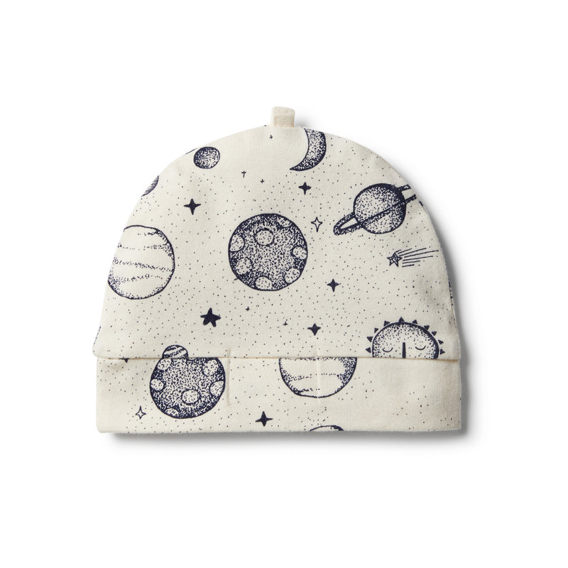 Organic Star Gazing Beanie - Wilson and Frenchy