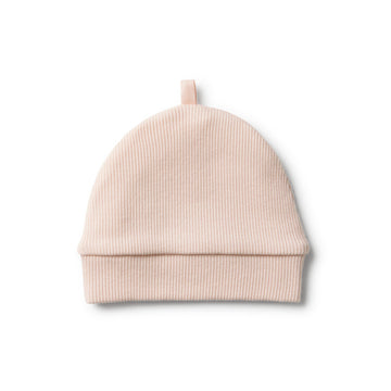 ORGANIC OYSTER RIB BEANIE - Wilson and Frenchy