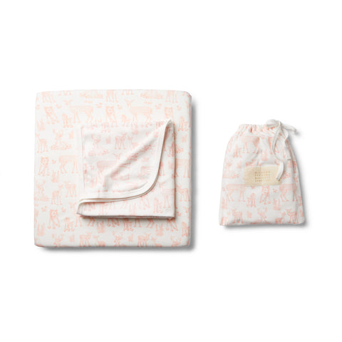 OH DEAR BASSINET SHEET SET - Wilson and Frenchy