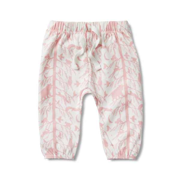 PINK ADVENTURE AWAITS SLOUCH PANT