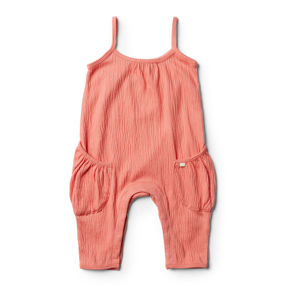Watermelon Singlet Jumpsuit - Wilson and Frenchy