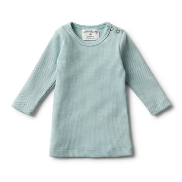 ORGANIC ATLANTIC RIB LONG SLEEVE TOP