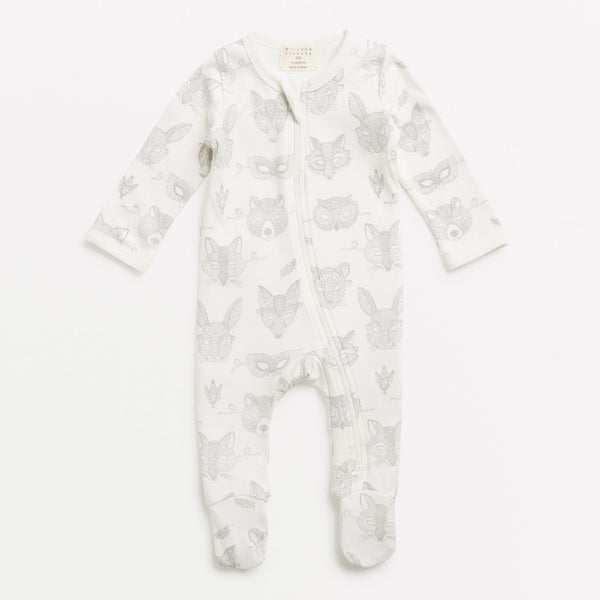 WILD THINGS ZIPSUIT