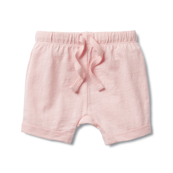 PRETTY PINK FLECK SHORTS - Wilson and Frenchy