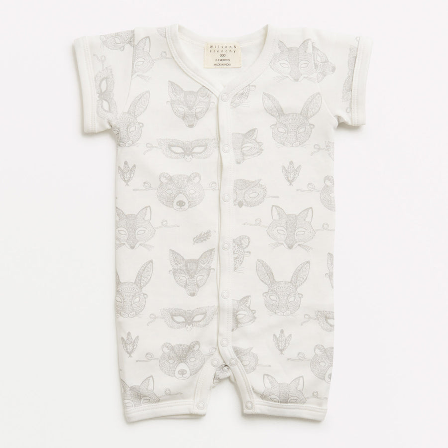WILD THINGS SHORT GROWSUIT - Wilson and Frenchy