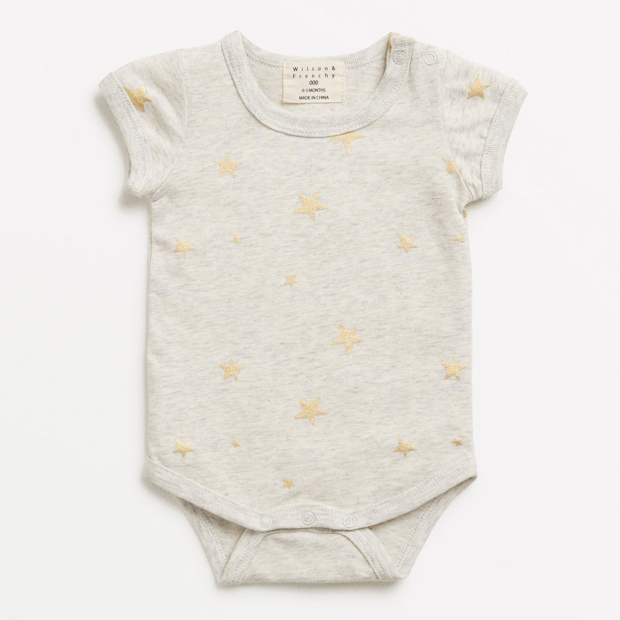 STAR BRIGHT BODYSUIT - Wilson and Frenchy